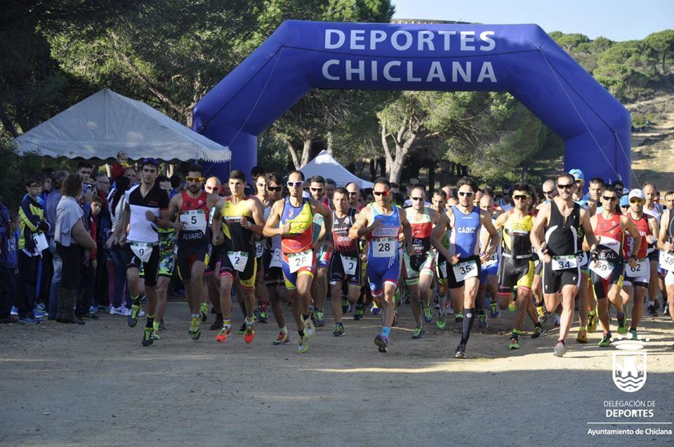 Duatlon Cros Chiclana y Carrera Vuelta al Mundo