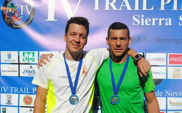 Trail Pirata, Cross y Carrera Popular