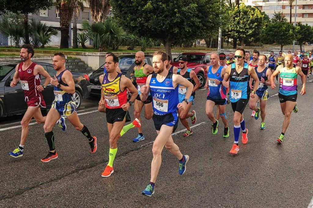 Media Maratón Bahía de Cádiz y Duatlón Chiclana